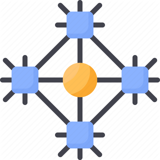 This image has an empty alt attribute; its file name is distributed_ledger_technology_dlt_blockchain-512.png